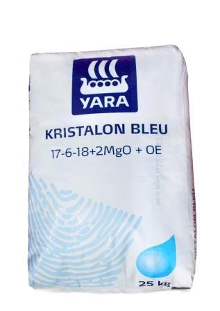 Kristalon bleu