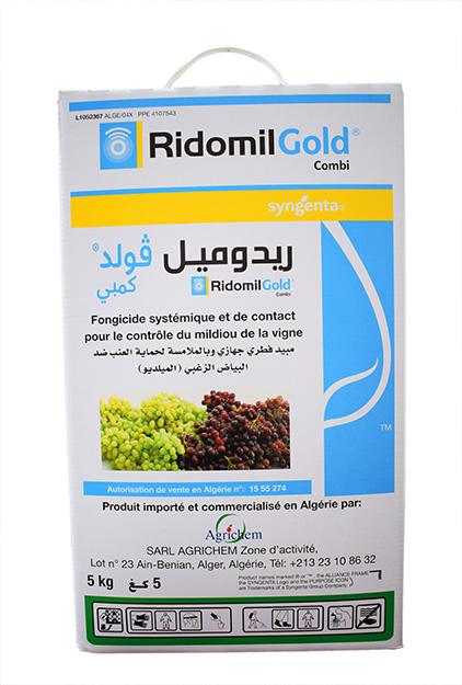 Ridomil Gold combi
